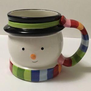 Target Home Snowman Mug